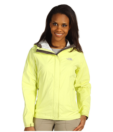 The North Face - Women's Venture Jacket (T Chiffon Yellow) - Apparel