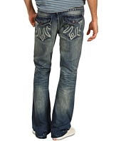 Mek Denim - Oaxaca Slim Bootcut Jean in Medium Blue