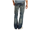 Oaxaca Slim Bootcut Jean in Medium Blue