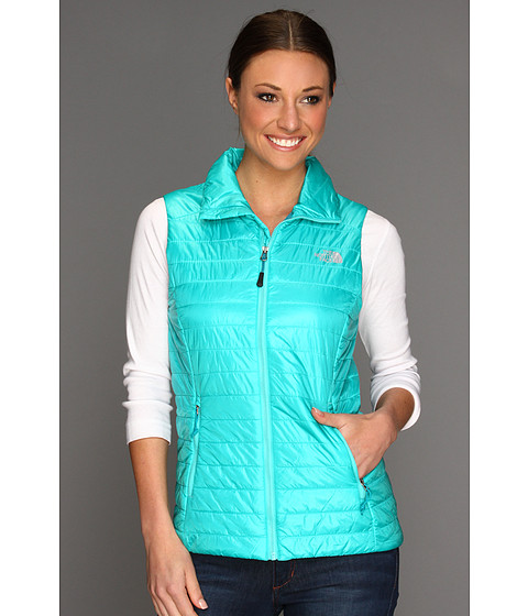 The North Face - Women's Blaze Vest (Ion Blue) - Apparel
