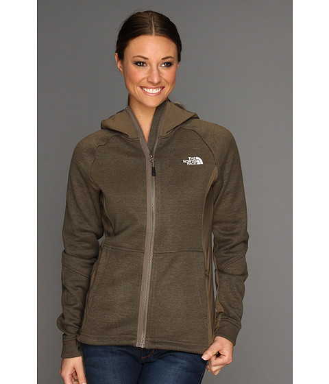 The North Face - Women's Leigh Jacket (Weimaraner Brown) - Apparel