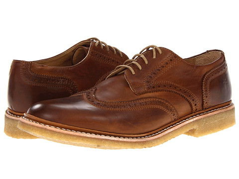 Frye James Crepe Wingtip