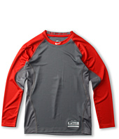 Nike Kids - Nike Pro Combat L/S Baseball Top (Big Kids)