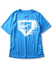 Nike Kids - Legend Plate S/S Top (Little Kids/Big Kids)