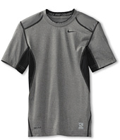 Nike Kids - Nike® Pro Combat Hypercool Fitted S/S Top (Little Kids/Big Kids)