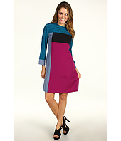 Eliza J - Color-Block CDC Dress