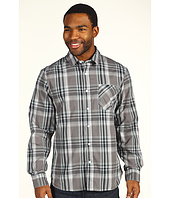 Volcom - Ex Factor Plaid L/S Shirt