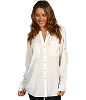 Calvin Klein - Button Up Blouse