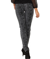 Mavi Jeans - Serena Low-Rise Super Skinny in Grey Snake Print