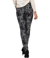 Mavi Jeans - Serena Low-Rise Super Skinny in Grey Floral