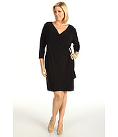 Calvin Klein - Plus Size Dress w/Buckle Hardwear