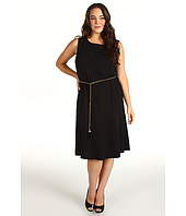 Calvin Klein - Plus Size Fit & Flare Dress