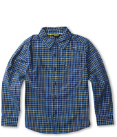 Marmot Kids - Boys' Cordova Plaid L/S Shirt (Little Kids/Big Kids)