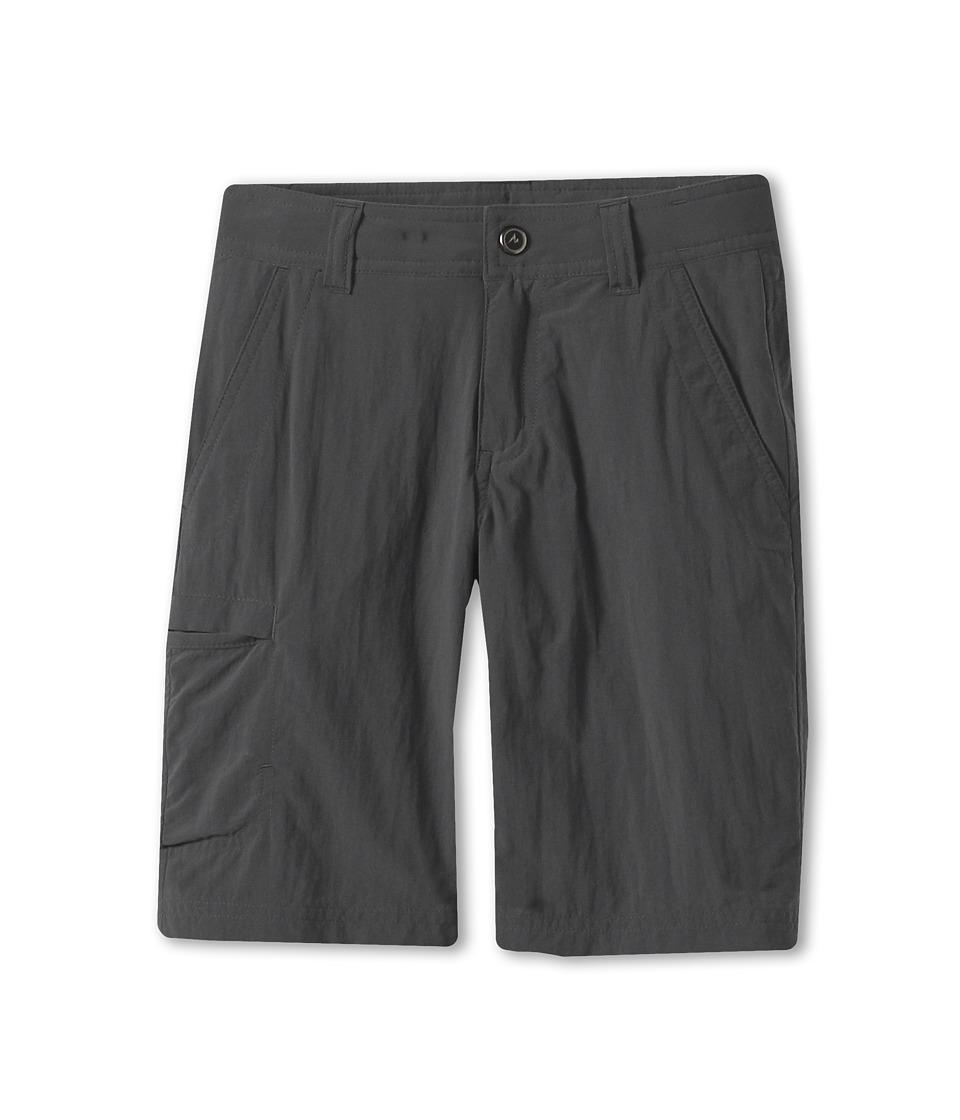 Marmot Kids - Cruz Short (Little Kids/Big Kids) (Slate Grey 2) Boys Shorts