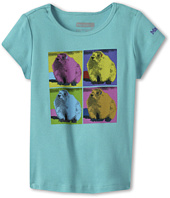 Marmot Kids - Girls' Marmot Pop S/S Tee (Little Kids/Big Kids)