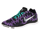 Nike - Free Fit 3 Print (Atomic Purple/Anthracite/Black/Chrome) - Footwear
