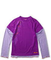 Marmot Kids - Girls' Dani L/S Top (Little Kids/Big Kids)