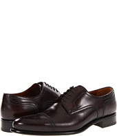 A. Testoni - Washed Calf Cap Toe Oxford