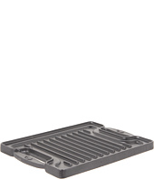 Emeril by All-Clad - Cast Iron Single Burner Reversible Grill/Griddle