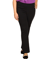 MICHAEL Michael Kors Plus - Plus Size New Solid Ponte Seamed Pant