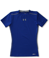 Under Armour Kids - Boys' HeatGear® Sonic Fitted S/S Tee (Big Kids)