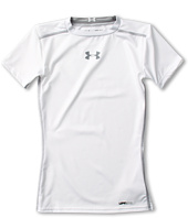 Under Armour Kids - HeatGear® Sonic Fitted S/S Tee (Big Kids)