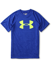 Under Armour Kids - Boys' UA Tech™ Big Logo Embossed T-Shirt (Big Kids)