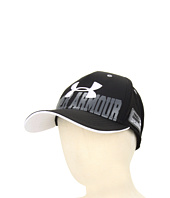 Cheap Under Armour Kids Boys Sideline Ii Adjustable Cap Black White Graphite