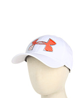 Cheap Under Armour Kids Youth Ua Big Logo Stretch Fit Cap White Steel Blaze Orange