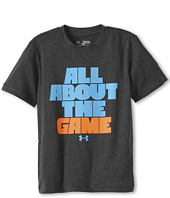 Under Armour Kids - Boys' UA The Game T-Shirt (Big Kids)