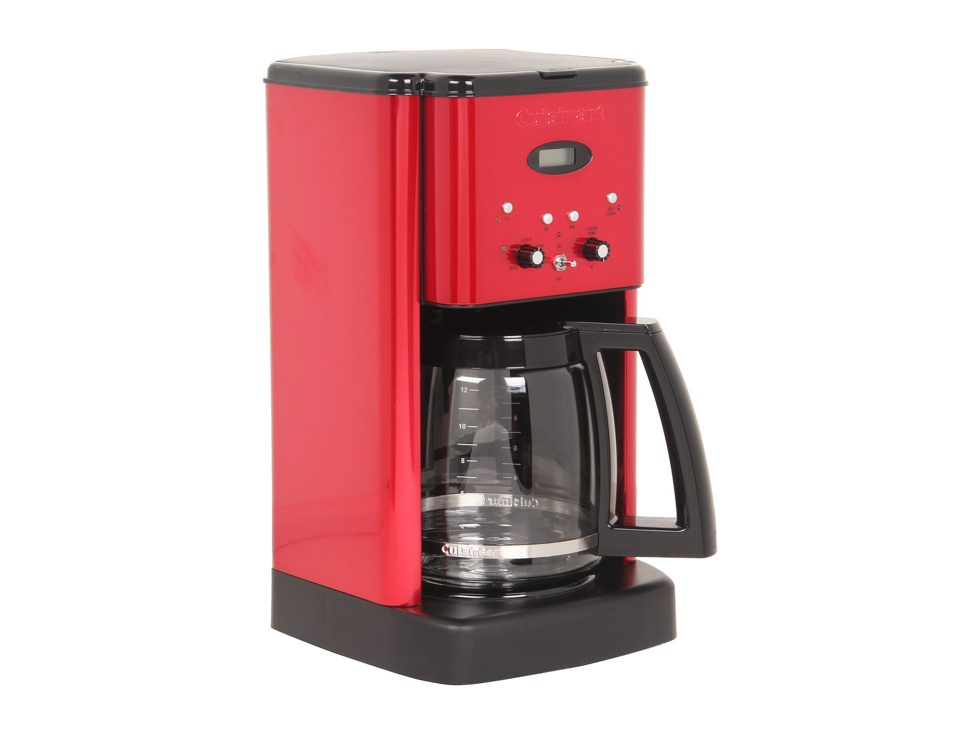 Cuisinart Coffee Maker Dc1200 Reviews : Cuisinart Dcc 1200 Brew Central 12 Cup Programmable Coffee Maker Shipped Free at Zappos