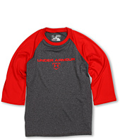 Under Armour Kids - Boys' UA 3/4 Sleeve Baseball Top (Big Kids)