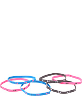 Under Armour Kids - Girls' UA Mini Headbands 6-Pack