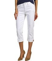 NYDJ - Edna Crop in Optic White