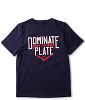 Under Armour Kids - Boys' Dominate the Plate Graphic S/S Tee (Big Kids)