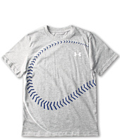 Under Armour Kids - Boys' UA Exploded Baseball Graphic S/S Tee (Big Kids)