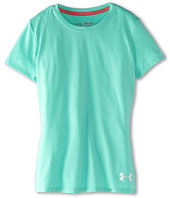 Under Armour Kids - Girls' HeatGear® Sonic Fitted S/S Tee (Big Kids)