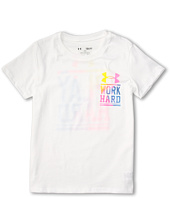 Under Armour Kids - Girls' UA Play Hard Graphic T-Shirt (Big Kids)