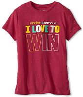 Under Armour Kids - Girls' UA I Love To Win Graphic T-Shirt (Big Kids)