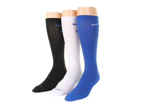 Nike Dri-Fit Fly Crew 3-Pair Pack