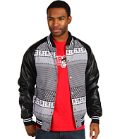 Crooks & Castles - Fair Mile Stadium Jacket