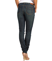 Buffalo David Bitton - Gibson Mid-Rise Skinny Jean in Green Tint