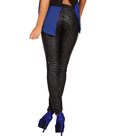 Buffalo David Bitton - Jazz Low-Rise Skinny in Glossy Snake