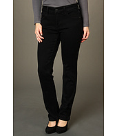 NYDJ Petite - Petite Sheri Skinny w/ Scattered Embellishment in Black