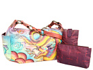 Anuschka Handbags - 506 (Imperial Dragon) - Bags and Luggage