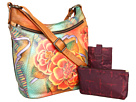 Anuschka Handbags - 505 (Python Bloom)