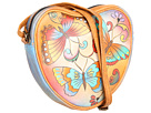 Anuschka Handbags - 501 (Henna Butterfly) - Bags and Luggage