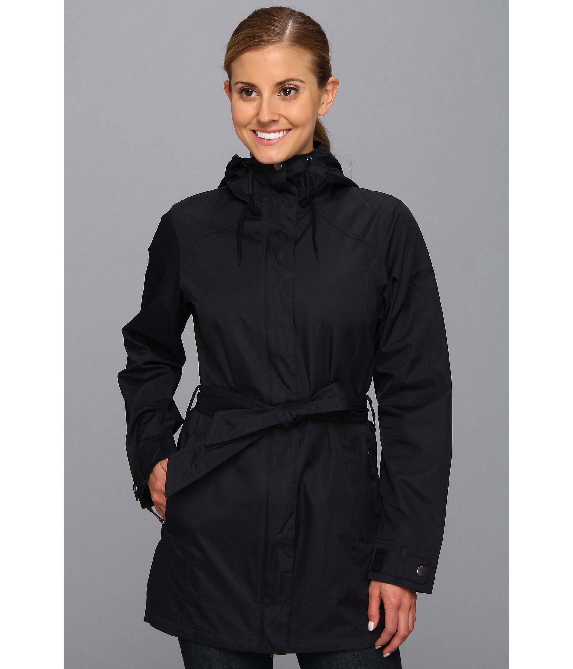 Columbia Pardon My Trench™ Rain Jacket at 6pm.com