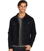 Agave Denim - 39 North Moleskin Jean Jacket