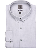 Calvin Klein - Slim Fit Poplin Button-Down Dress Shirt